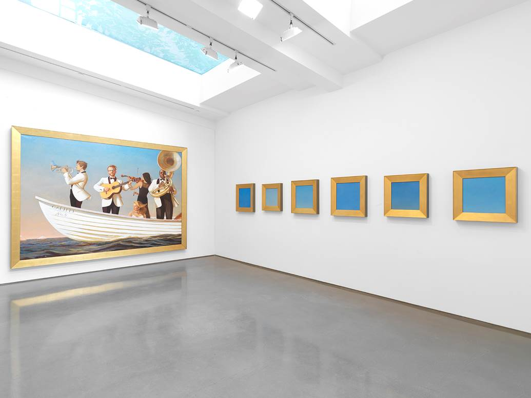 2016 Bo Bartlett paintings exhibition at Ameringer | McEnery | Yohe